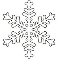 11 templates plus a create your own. Free printable snowflake templates to craft into easy paper snowflakes. Paper Snowflake Template, Paper Snowflake Patterns, Snowflake Stencil, Paper Snowflakes, Christmas Snowflakes, Diy Christmas Ornaments, Christmas Colors, Holiday Crafts, Snowflake Printables