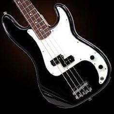 HelloMusic: Fender Bass Standard Precision - Black/Rosewood http://v3staging.hellomusic.com/items/standard-precision-blackrosewood