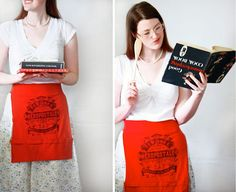 Easy T-shirt Aprons!