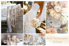 stunning.. love the chairs and white urn and my favorite dahlias again...