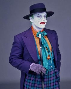 The Joker (Jack Nicholson) - Batman (1989)