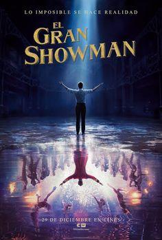 Cinelodeon.com: El gran showman. Próximo lanzamiento el 29 de dici...