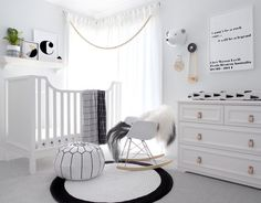 19 Sweet and Simple Nursery Designs
