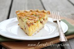 This is absolutely, hands-down, my favorite freezer meal ever! Every time I bake a ham and have leftovers, I put together 2 or 3 of these quiches and keep them in the freezer for those times I jus...