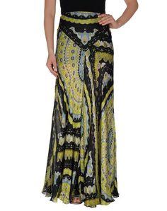 20ff2faa4a0 Emilio pucci Women - Skirts - Long skirt Emilio pucci on YOOX