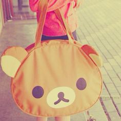 Rilakkuma. why didnt I buy this in China while I had the chance -.-
