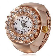 Simulado Diamante Reloj Cuarzo La imitación de diamante Banda - USD $5.99 ! ¡Producto DESTACADO! ¡Tenemos un producto destacado a increíble precio bajo! Venga a ver este y otros artículos parecidos. ¡Consiga descuentos, recompensas y mucho más siempre que compre con nosotros!