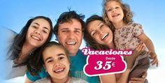 Vacaciones en Familia - Vacaciones con niños
