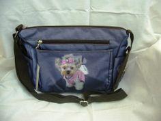 Dog Puppy Pet Shih Tzu Shoulder Messenger Bag Handbag BAG186 NEW