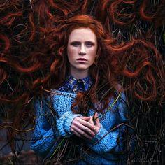 Fantasía y cuentos de hadas en la fotografía de Margarita Kareva | OLDSKULL.NET