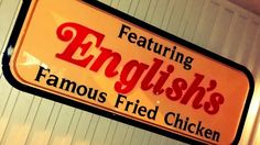 An Ocean City icon and beloved fried chicken place.   #oceancityicon #familyowned #restaurant #OCMD #Englishs