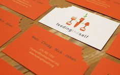 50 Wickedly Fantastic Business Card Designs