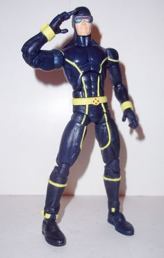marvel legends CYCLOPS astonishing x-men brood series complete hasbro universe toy biz Hasbro action figure for sale in online store.