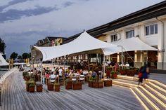 Gallery of Restaurant Hafen / Susanne Fritz Architekten - 8