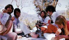 George, John, Paul & Donovan