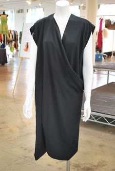 Vintage 80's ISSEY MIYAKE dress tunic small one by thekaliman, $400.00
