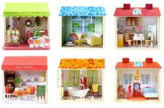 Printable Small Town also check out http://paperm.jp/download/paper/pdf/craft/dh_cake_m.pdf