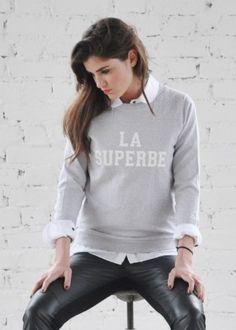 Sweat La Superbe by Sézane | 80.00 €