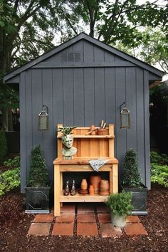Storage Shed Plans - CLICK PIC for Lots of Shed Ideas. #backyardshed #shedplansdiy