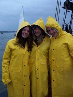 Three jolly sailors