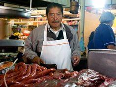 Market food, Mexico City