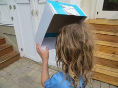 shoe box solar viewer