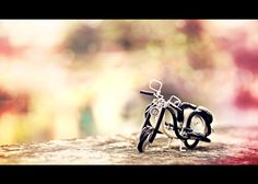{ Juicy bike } by Thai Hoa Pham Tilt Shift Photography, Micro Photography, Miniature Photography, Cute Photography, Cool Pictures For Wallpaper, Miniature Cars, Picture Sharing, Photoshop, Create Photo