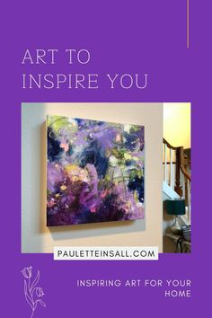 Shop - All Available Abstract Paintings — Paulette Insall, Portland Abstract Artist in Oregon Home Office Bedroom, Home Office Decor, Entryway Decor, Abstract Art For Sale, Painting Abstract, Acrylic Paintings, Home Wall Art, Wall Art Decor, Artwork For Living Room