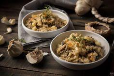 4 λαχταριστές συνταγές με χαλλούμι, για όσους το λατρεύουν - madameginger.com Grains, Rice, Recipes, Food, Greek, Kitchens, Rezepte, Essen, Greek Language