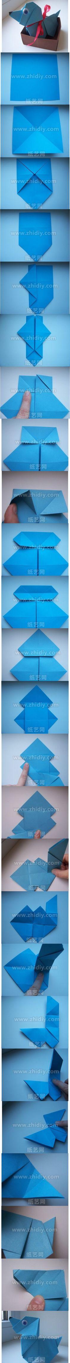 [手工折纸...来自陆-岸的图片分享-堆糖