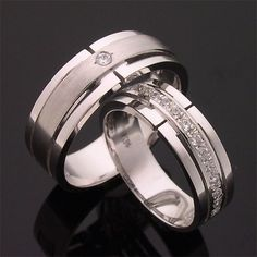 Cute couples rings