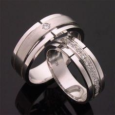 Cute couples rings
