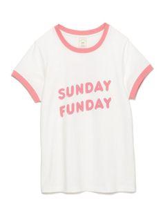 ロゴプリントTシャツ(Tシャツ・カットソー)|gelato pique(ジェラートピケ)|ファッション通販 - ファッションウォーカー