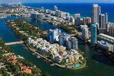 Miami Luxury Homes by Sildy Cervera Miami Florida, Miami Beach, Miami City, Indian Creek, Banks Vault, Waterfront Homes, South Beach, Places To Travel, Luxury Homes