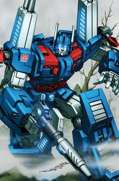 Transformers - Autobots - Ultra Magnus