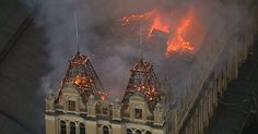 RS Notícias: Incêndio atinge Museu da Língua Portuguesa em SP