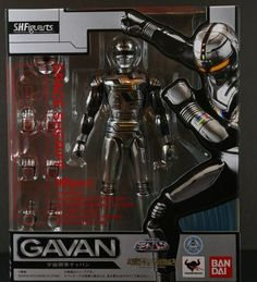 Space sherriff Gavan type G