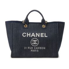 Chanel Tote ❤ liked on Polyvore