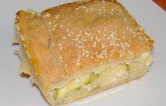 Μπουρέκι. Από το τουρκικό borek λέει το λεξικό. Είδος μικρής πίτας. Πολλά εδέσματα της ελληνικής κουζίνας έχουν τούρκικες ονομασίες . Επί τουρκοκρατίας, οι τούρκοι τα υιοθέτησαν και θεώρησαν καλό να τους δώσουν και τούρκικες ονομασίες. Εκτενέστερη αναφορά για το γεγονός είχε γίνει στα ντολμαδάκια. Η λέξη μπουρέκι λοιπόν μπορεί … Main Menu, Spanakopita, Greek Recipes, Flan, Cornbread, Lasagna, Quiche, Sandwiches, Vegetarian