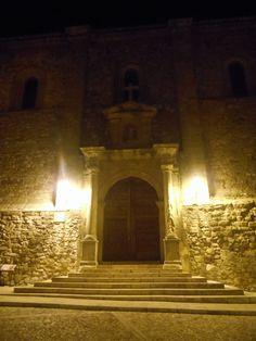 Portada de la Iglesia de San Juan del Mercado