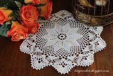 Free #vintage #crochet doily pattern via @olgalacycrochet