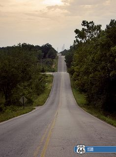 Route 66. MISSOURI