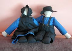 Amish Dolls ~ Sarah's Country Kitchen ~