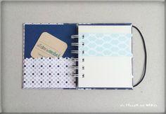 Libreta de notas marinera, la mar de chula Chula, Office Supplies, Notebook, Day Planners, The Notebook, Exercise Book, Scrapbooking