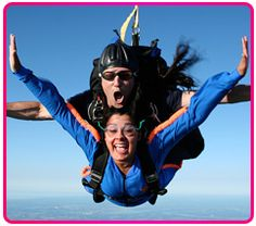 Since Skydive Burnaby has provided tandem skydiving near Toronto, ON. Experience the thrill of freefall, it's the adventure of your lifetime. Base Jumping, Bungee Jumping, Best Places To Skydive, Skydiving Pictures, Personal Goal Setting, Bubble Soccer, Toronto Girls, Best Mate, Paragliding