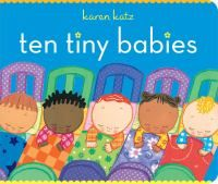 Cover image for Ten tiny babies