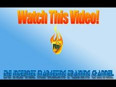 The Internet Marketing Training ChannelCheck out the internet marketing training channel website here: http://imtrainingchannel.com/what-is-the-internet-marketing-training-channel