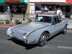 1963 Studebaker Avanti   Paxton Superchargers