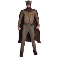 Deluxe Muscle Chest Nite Owl Adult Watchmen Costume   Costumes under $50 #watchmen #officialsuperherococstumes