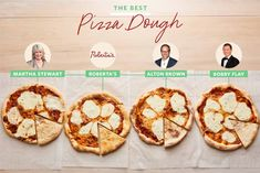 Recipes The Official Website For Chef Bobby Flay. I Tried Bobby Flay's Pizza Dough Recipe Kitchn. Home and Family Fancy Pizza, Good Pizza, Pizza Brooklyn, Bobby Flay Pizza Dough, Dough Pizza, Pizza Pizza, Vegan Pizza, Alton Brown Pizza Dough, Perfect Pizza Dough Recipe